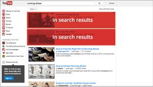 Youtube廣告位置